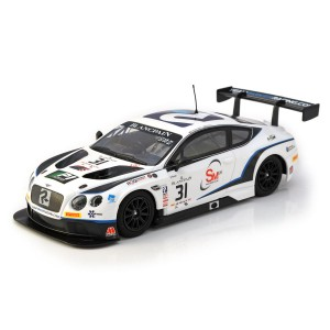 Scalextric Bentley Continental GT3 No.31