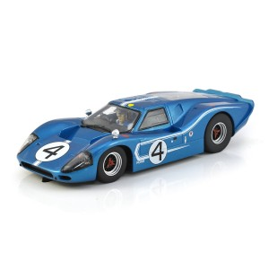 Scalextric Ford GT MK IV No.4 Le Mans 1967