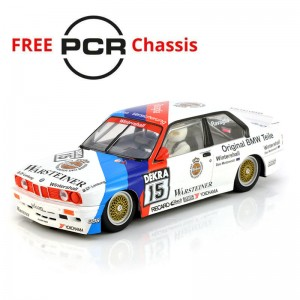 Scalextric BMW E30 M3 DTM 1989 Champion