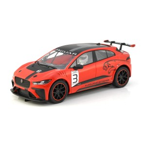 Scalextric Jaguar I-PACE eTrophy No.3 Red