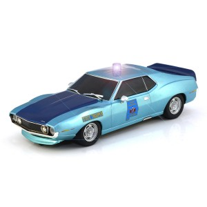 Scalextric AMC Javelin Alabama State Trooper