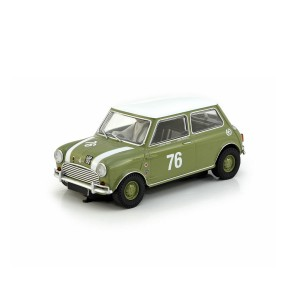 Scalextric Austin Mini Cooper S Goodwood 2018
