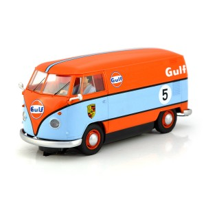 Scalextric Volkswagen Panel Van T1B Gulf