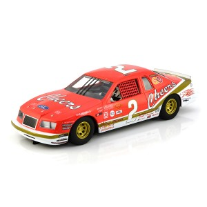Scalextric Ford Thunderbird Red & White