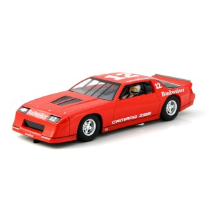 Scalextric Chevrolet Camaro IROC-Z Red