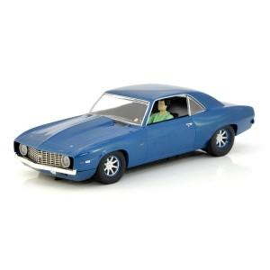 Scalextric Chevrolet Camaro Dusk Blue