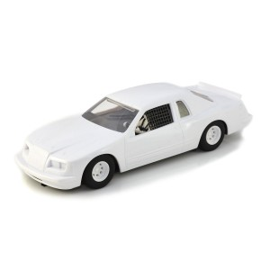 Scalextric Ford Thunderbird White