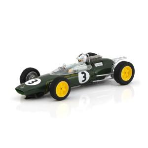 Scalextric Lotus 25 No.3 Monaco GP 1963 Jack Brabham