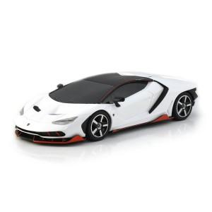 Scalextric Lamborghini Centenario Bianco Monocerus