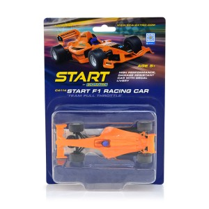 Scalextric Start F1 Racing Car 'Team Full Throttle'