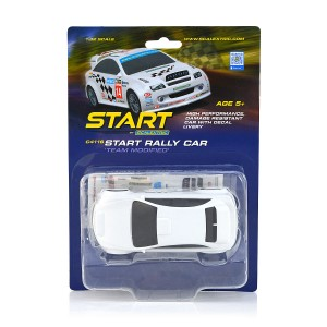 Scalextric Start Rally Car 'Team Modified'