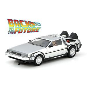 Scalextric DeLorean - Back to the Future