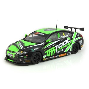 Scalextric MG6 BTCC No.4 Sam Osborne