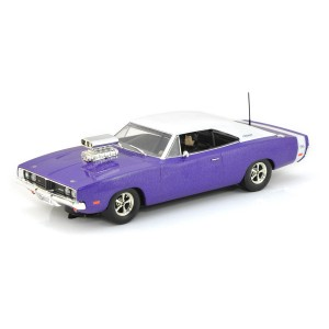 Scalextric Dodge Charger R/T Purple