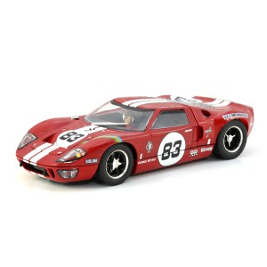 Scalextric Ford GT40 No.83 Red