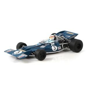 Scalextric Tyrrell 001 Canadian Grand Prix 1970 Jackie Stewart