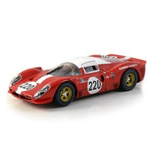 Scalextric Ferrari 412P No.220 Targa Florio 1967