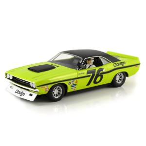 Scalextric Dodge Challenger No.76 Sam Posey
