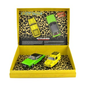 Scalextric Only Fools And Horses Twin Pack