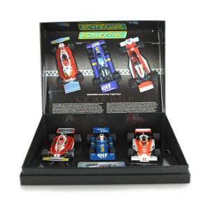 Scalextric British Grand Prix 1976 Triple Pack