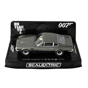 Scalextric James Bond Aston Martin V8 'No Time To Die'