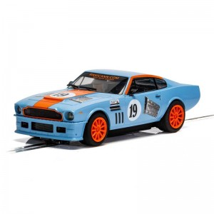 Scalextric Aston Martin V8 No.19 Gulf Edition