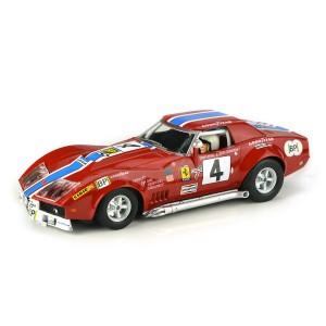 Scalextric Chevrolet Corvette L88 No.4 Le Mans 1972 NART