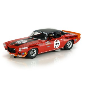 Scalextric Chevrolet Camaro Spa 24 Hours 1973 - James Hunt & Richard Lloyd