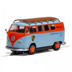 Scalextric VW T1b Microbus ROFGO Gulf Collection
