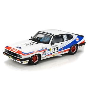 Scalextric Ford Capri MK3 No.33 Spa 24 Hours 1981