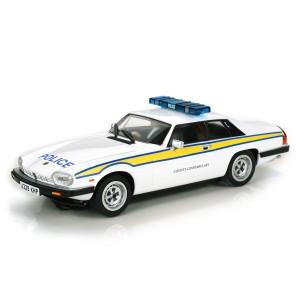 Scalextric Jaguar XJS Police Edition
