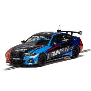 Scalextric BMW 330i M-Sport BTCC 2020 Colin Turkington