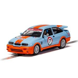 Scalextric Ford Sierra RS500 Gulf Edition