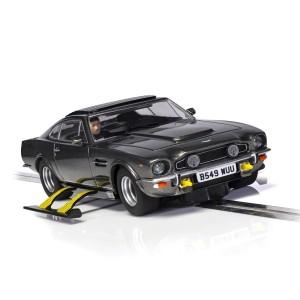 Scalextric James Bond Aston Martin V8 - The Living Daylights