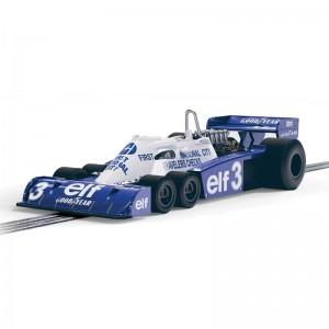 Scalextric Tyrrell P34 No.3 Belgian Grand Prix 1977