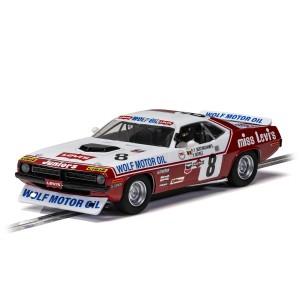 Scalextric Chrysler Hemicuda No.8 Spa 24 Hours 1973
