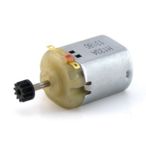 Scalextric S-Can Motor & Sidewinder 11 Pinion
