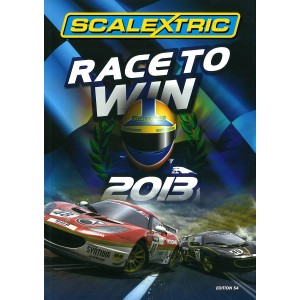 Scalextric Catalogue Edition 54 2013