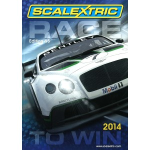 Scalextric Catalogue Edition 55 2014