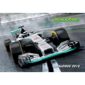 Scalextric Catalogue Edition 56 2015