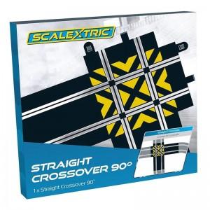 Straight Straight Crossover 90°