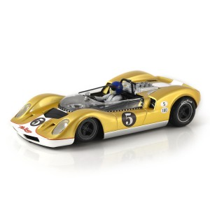 Thunder Slot McLaren ELVA Mk1 No.5 Can-Am 1965