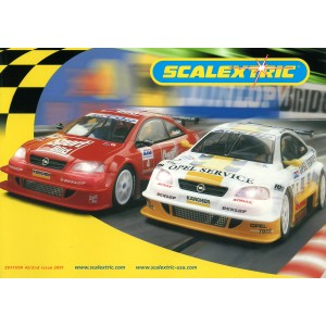 Scalextric Catalogue Edition 42/2 2001