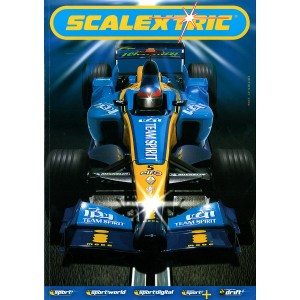 Scalextric Catalogue Edition 47 2006