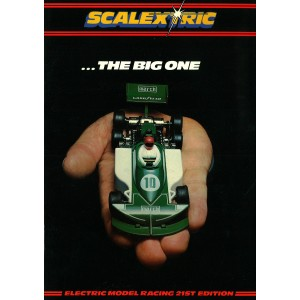 Scalextric Catalogue Edition 21 1980