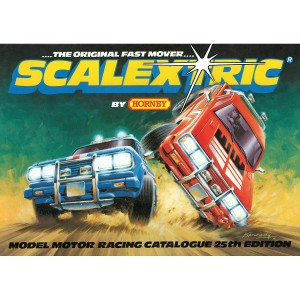 Scalextric Catalogue Edition 25 1984