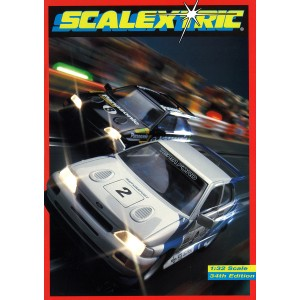 Scalextric Catalogue Edition 34 1993