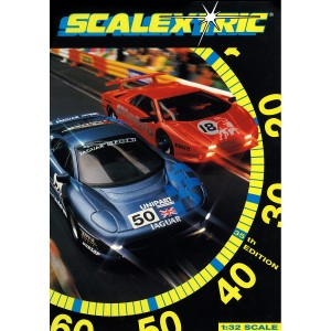Scalextric Catalogue Edition 35 1994