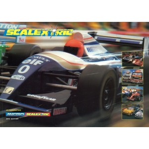 Scalextric Catalogue Edition 38 1997