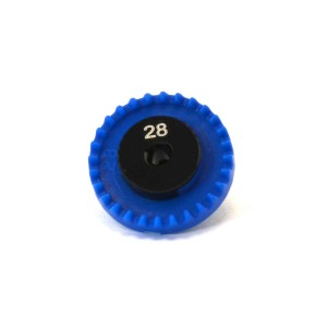 0132 Inline Crown Gear 3/32 28t